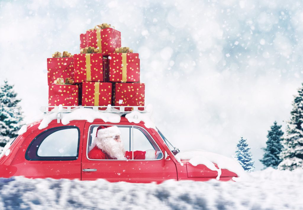 How to Stay Safe on the Roads During the Holidays