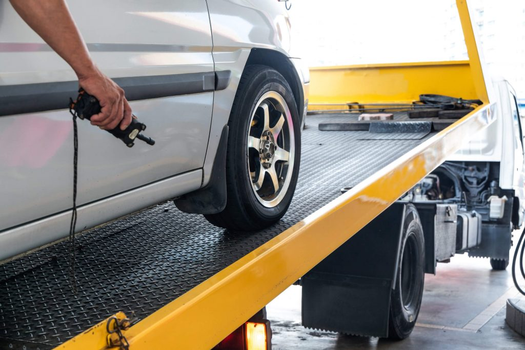 When Should I Call for a Tow?