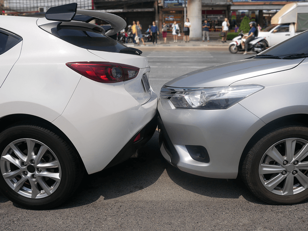 What Causes Rear-End Collisions? Here Are 5 Common Things